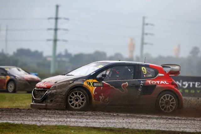 Les PEUGEOT 208 WRX Vice-Championne du Monde FIA de Rallycross 941247REN0066