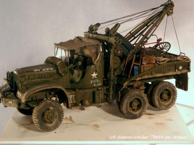 US Diamond T969A wrecker (Mirror Models 1/35) - Page 4 942387P1290100