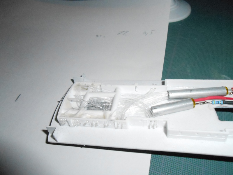 Hikawa Maru hopital 1/350 PE/pont en bois et babioles  - Page 2 942392DSCN5619