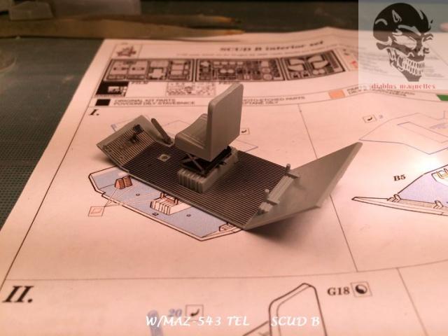 W/MAZ -543 TEL  SCUDB  maquette dragon 1/35 942578IMG4284