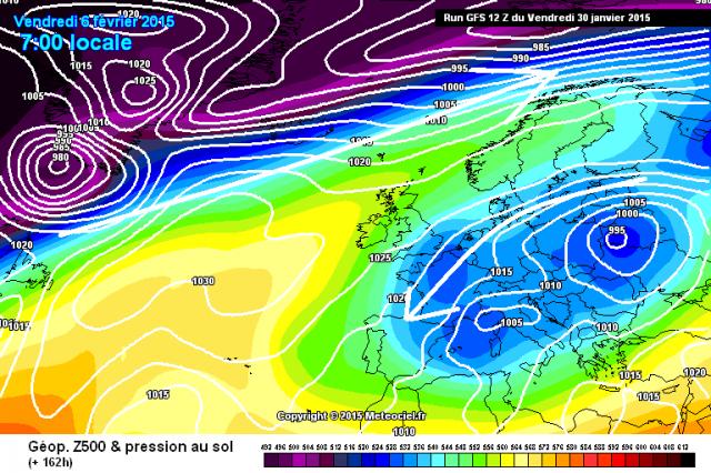Important épisode hivernal marqué avéré, pour les 7 à 10 prochains jours (voir un peu plus) sur l'ensemble du pays. 943138gfs0162