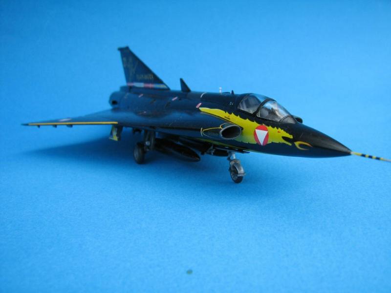 Saab J-35 Ö Draken 1.Staffel [Hasegawa 1/72] 943793IMG1125