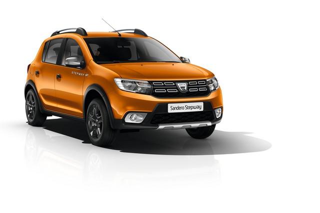 Et de quatre ! La famille Stepway s'agrandit avec Nouvelle Dacia Logan MCV Stepway 9443308737116