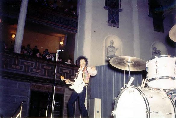 Stockholm (Konserthuset) : 8 janvier 1968 [Second concert]   944395680108Konserthusetunknownshow1