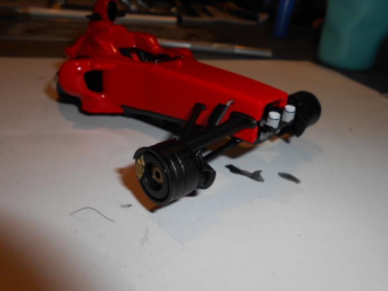 Ferrari F60 1/20 Tamiya 944819frez019