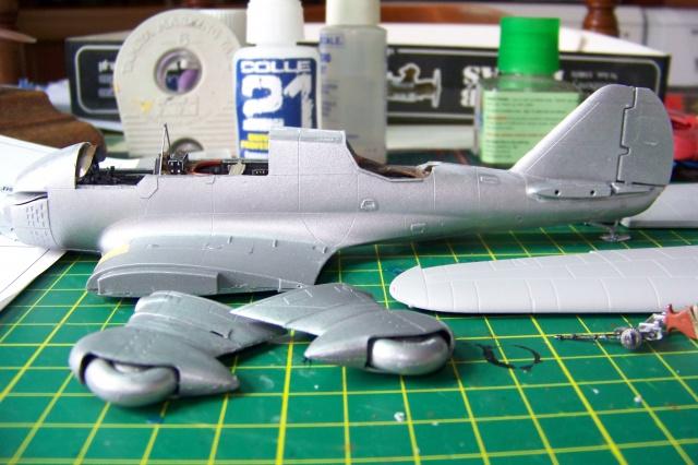 PZL P 23b Karas :  Mirage 1/48 - Page 2 9448771000295