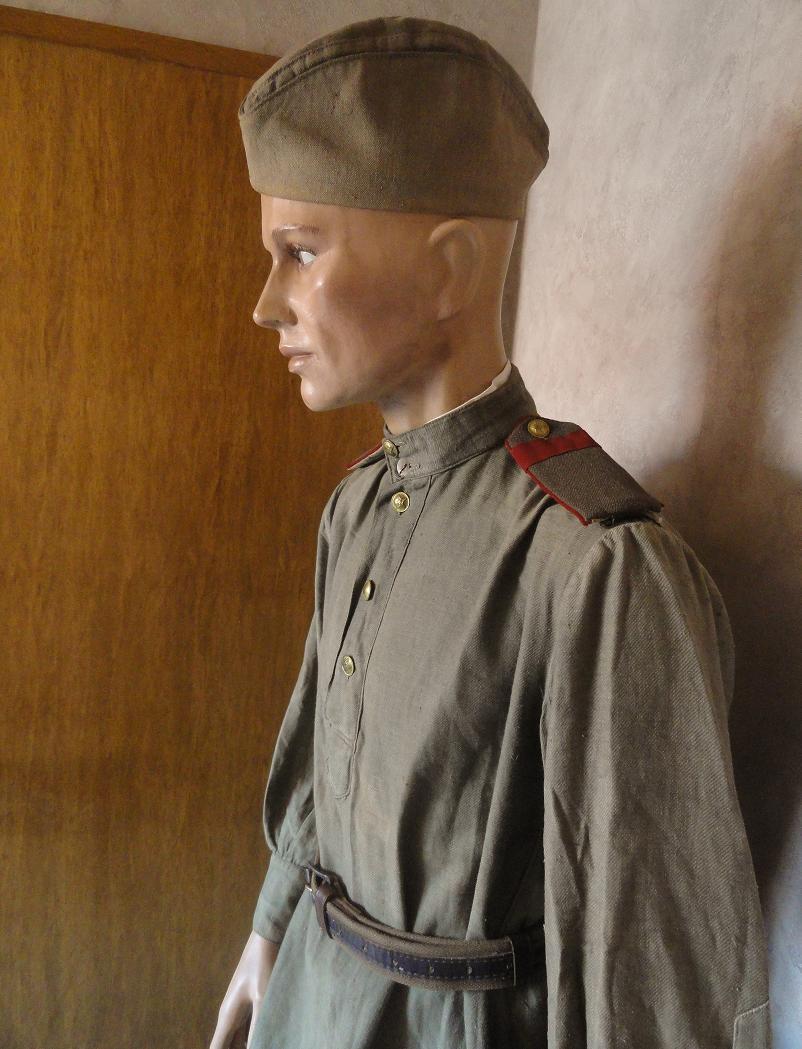 Armée rouge - Breslau et Torgau 1945 - tenue de combat 945297ivan2