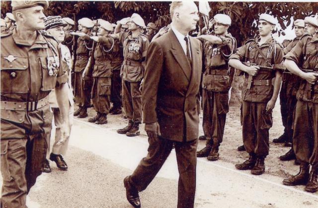 LES INSIGNES DU BATAILLON DE CHOC 1943/1963. 945510File0045