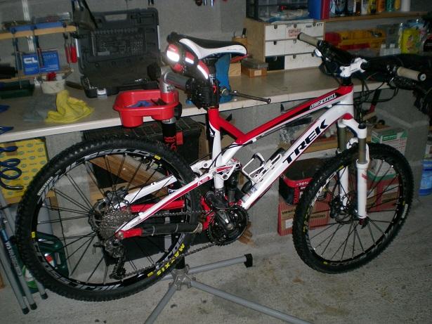 TREK TOP FUEL 8 de 2011 945700DSCN8918
