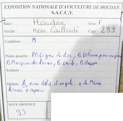 exposition d'aviculture Foire ST MATTHIEU 27 et 28 Septembre 2014 - Page 3 946463P1150607