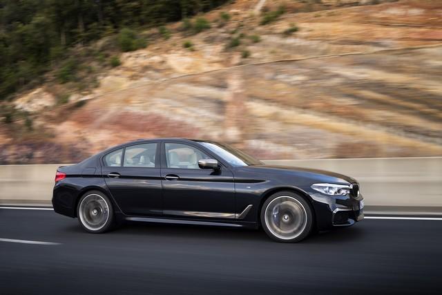 La nouvelle BMW M550i xDrive 946939P90244794highResthenewbmwm550ixd