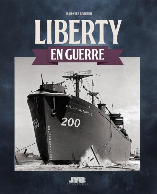 Les Liberty en guerre 947302CoverLiberty
