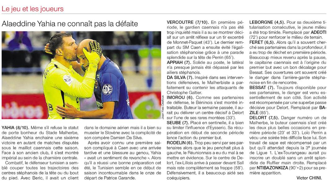 [9e journée de L1] SM Caen 1-0 AS Saint Etienne - Page 2 947437ste2