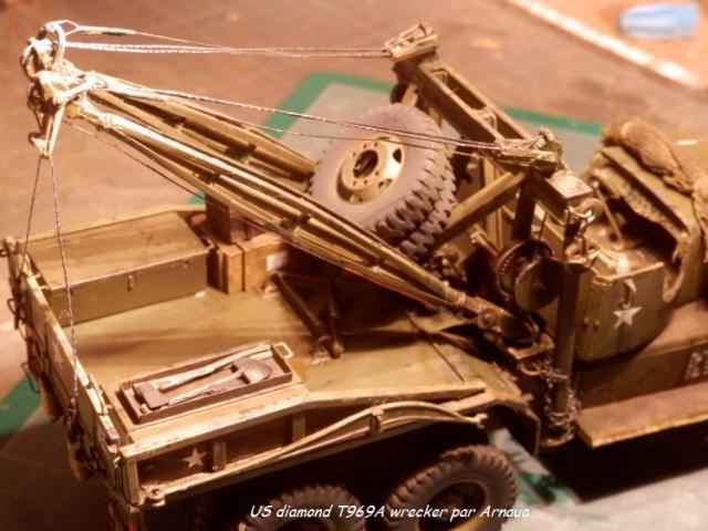 US Diamond T969A wrecker (Mirror Models 1/35) - Page 3 949279P1240071
