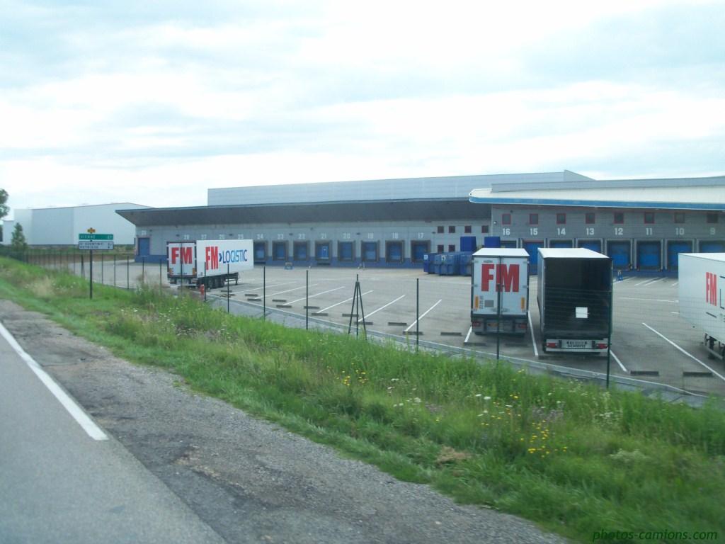 FM Logistic (Faure et Machet Logistic)(Phalsbourg, 57) 9498751021157Copier