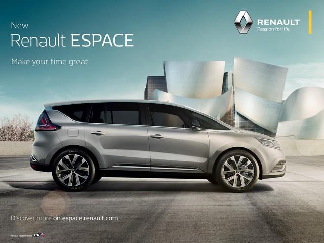 """""""Renault - La vie, avec passion"""" : la nouvelle signature de la marque au Losange 9509686814216"""
