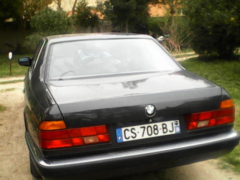 MIA automobile BMW E32 730i v8 1993 951048IMG20150310115855