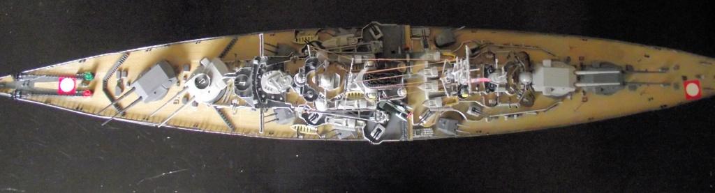 Tirpitz Revell au 1/350° 951060TipitzRevell1x3507
