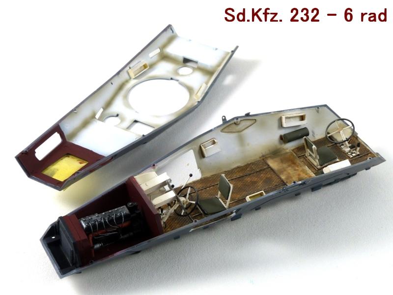 Sd.Kfz. 232 6 Rad - France 1940 - Italeri 1/35 951377P1030960