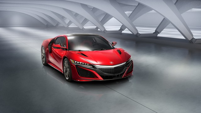 Ouverture des commandes pour la nouvelle Honda NSX 95214644307HondaNSX2015