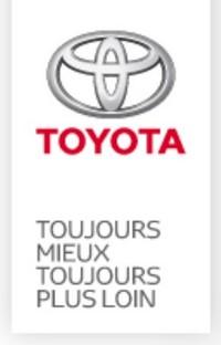Le réseau Toyota propose les Essais Alternatifs 952161toyotatoujoursmieux