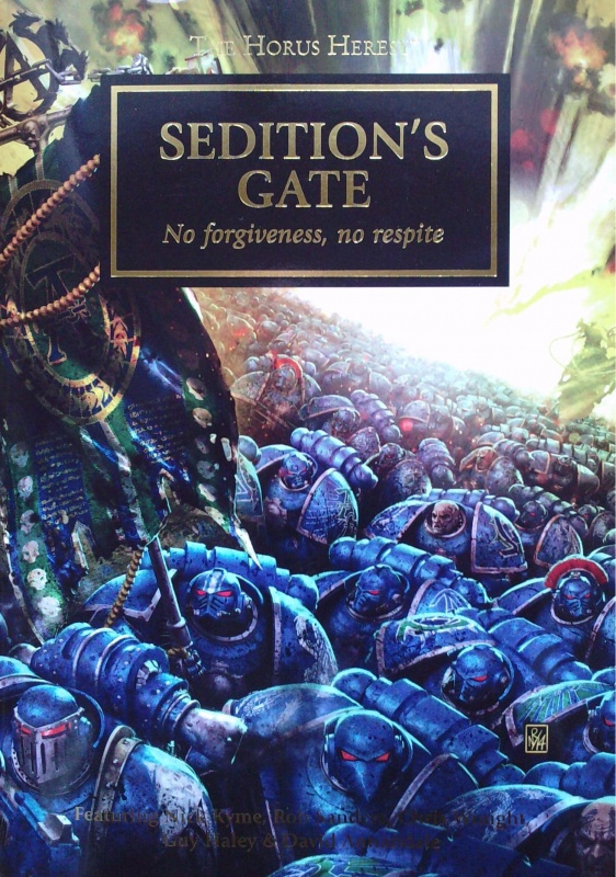 [Horus Heresy] Sedition's Gate - Anthologie 952650SeditionsGate