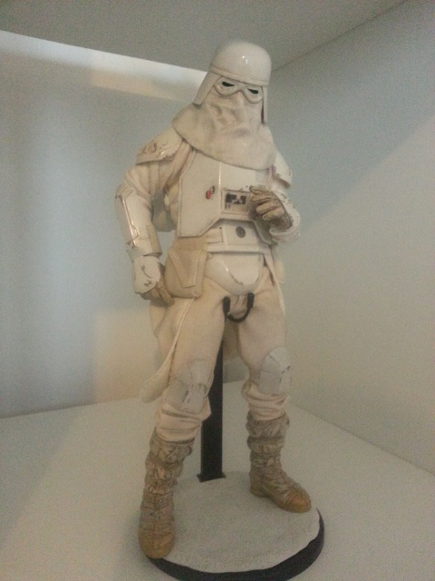 red360 review's : Star Wars Battle Of Hoth: Snowtrooper by Sideshow 95274420130426164839