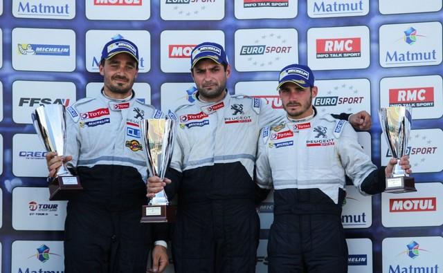 RCZ Racing Cup : Un Premirt Succès Pour David Pouget ! 95293355e32fd724b4c