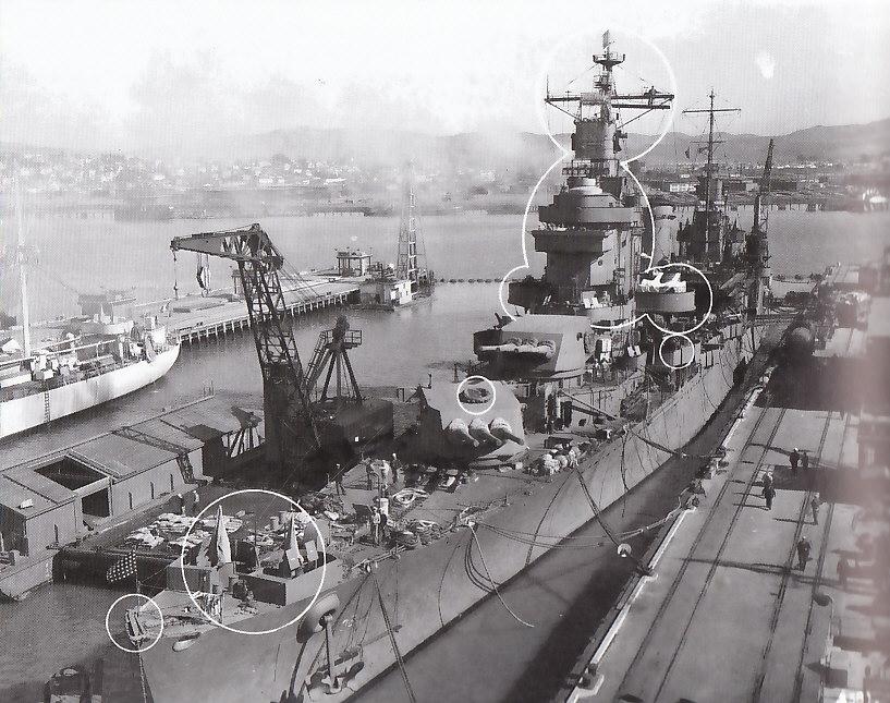 USN CROISEURS LOURDS CLASSE NEW ORLEANS  953821USS_San_Francisco_1943