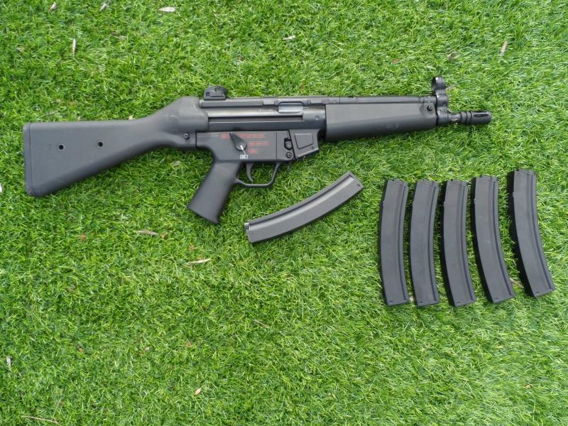 SR52 G&G top tech, MP5 H&K A4, Glock 33 we 95383611018212102062209601511691219157178o