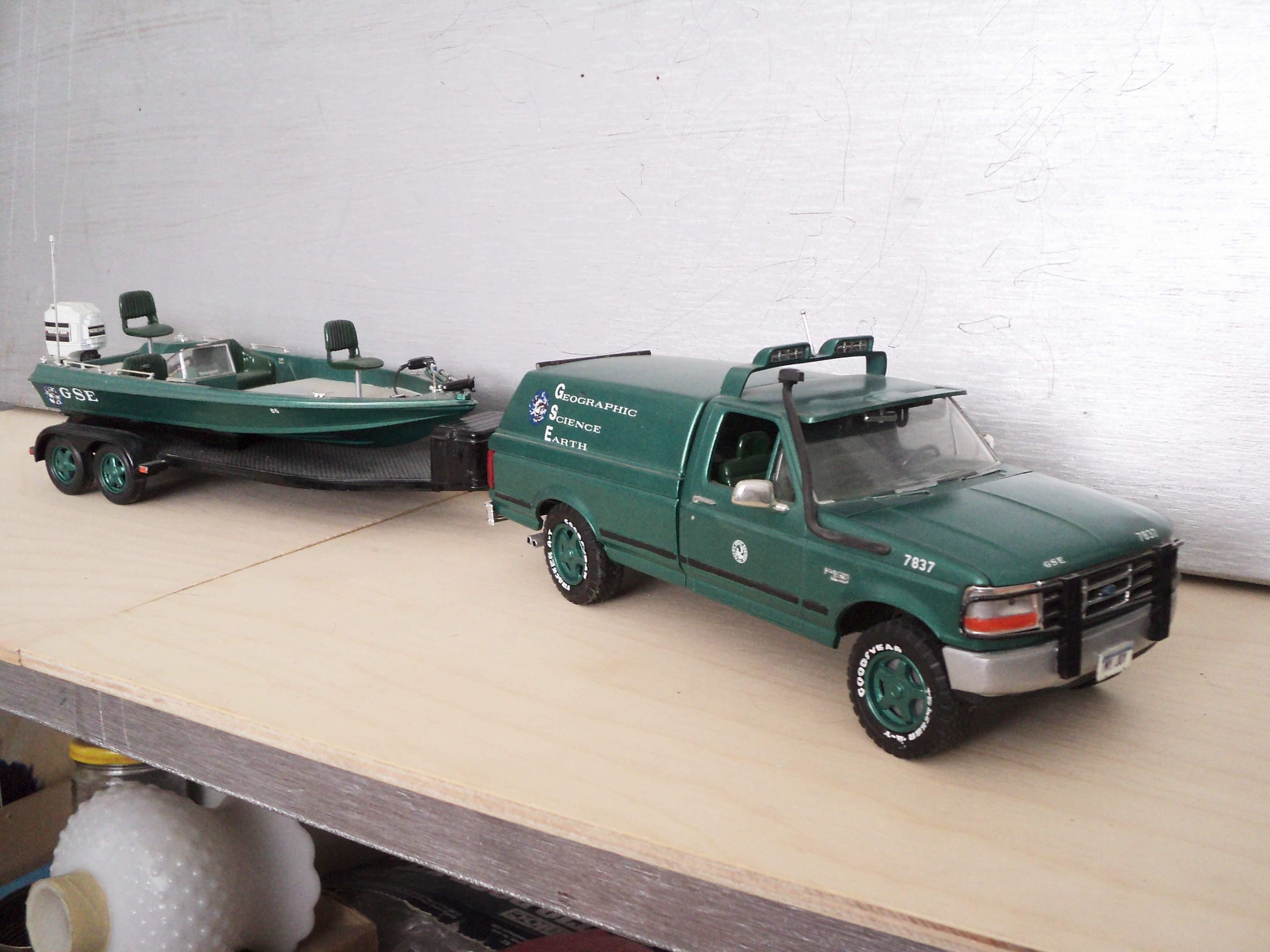 Ford XLT F-150 9540371991FordF150bateau