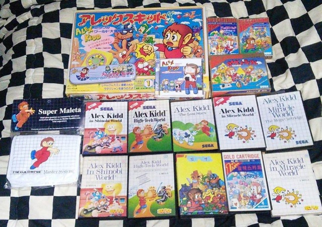 Une jolie collection Alex Kidd 95433912191899101532164906675441848648480268532767n