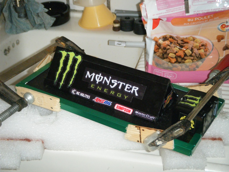 Mack 6x4 Monster Energy (FINI en attente d'un arceau) 954666DSCF3070