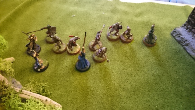 300 points / Elfes vs Orque et Uruk  9549576014