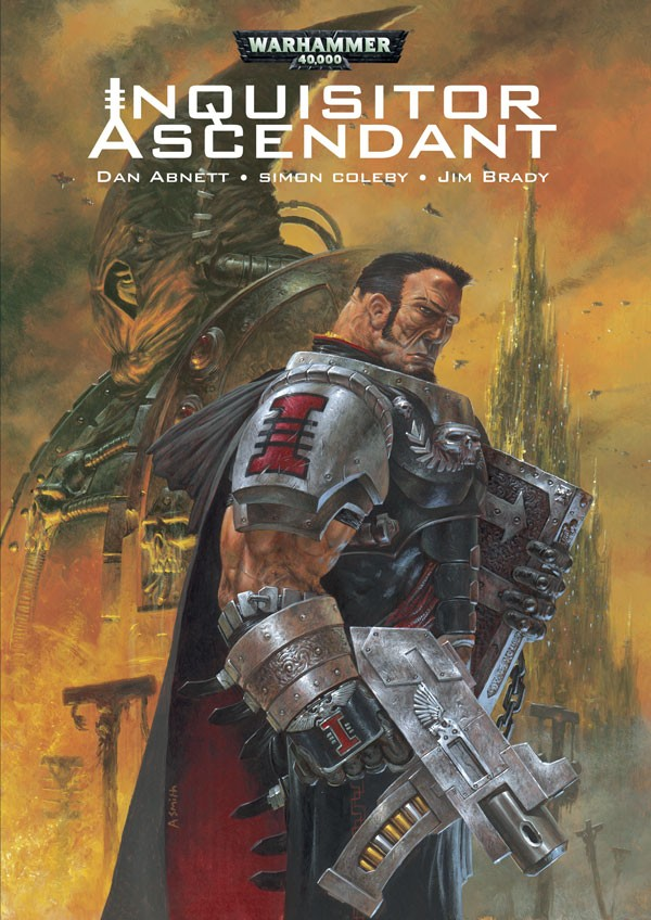 [Graphic Novel] Inquisitor Ascendant by Dan Abnett, Simon Coleby and Jim Brady 955260podinquisitorascendant