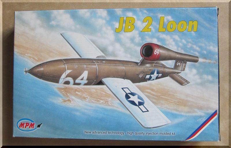 JB2 Loon - MPM - 1/48ème 955632Boite
