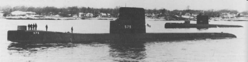 SOUS MARIN NUCLEAIRE D'ATTAQUE USS NAUTILUS 957600USSNautilusetSeawolf