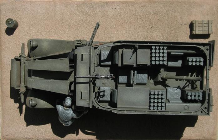 Half-track M4 mortier Dragon 1/35 957690modles117013