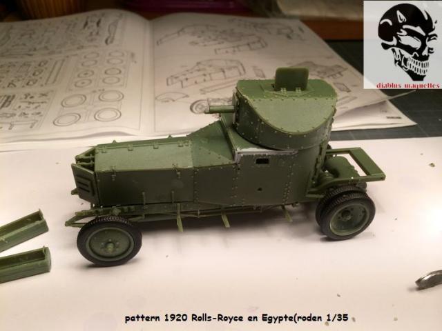 Pattern 1920 Rolls-Royce MK1 en Egypte - (Roden 1/35) 958268pattern1920005