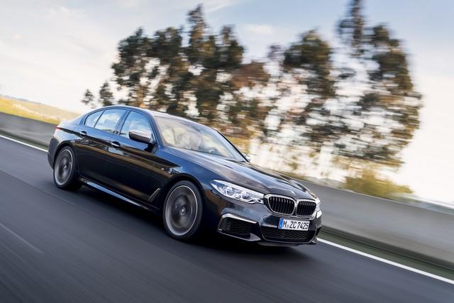 La nouvelle BMW M550i xDrive 958500P90244796highResthenewbmwm550ixd