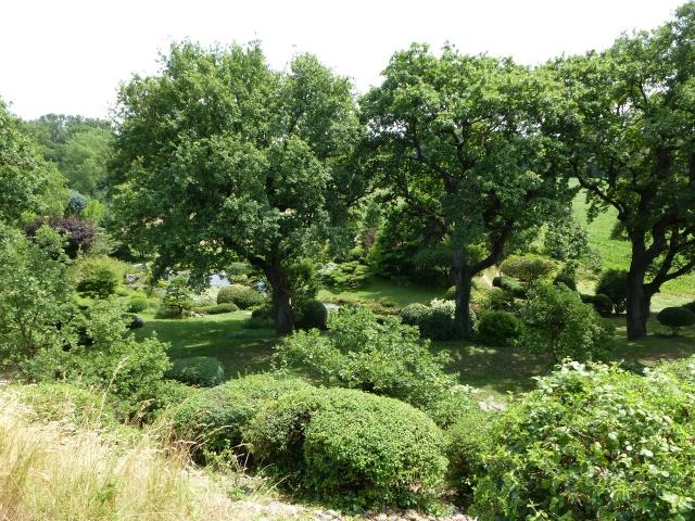 (26) Jardin Zen d'Erik Borja - Beaumont Monteux 958970P1020144