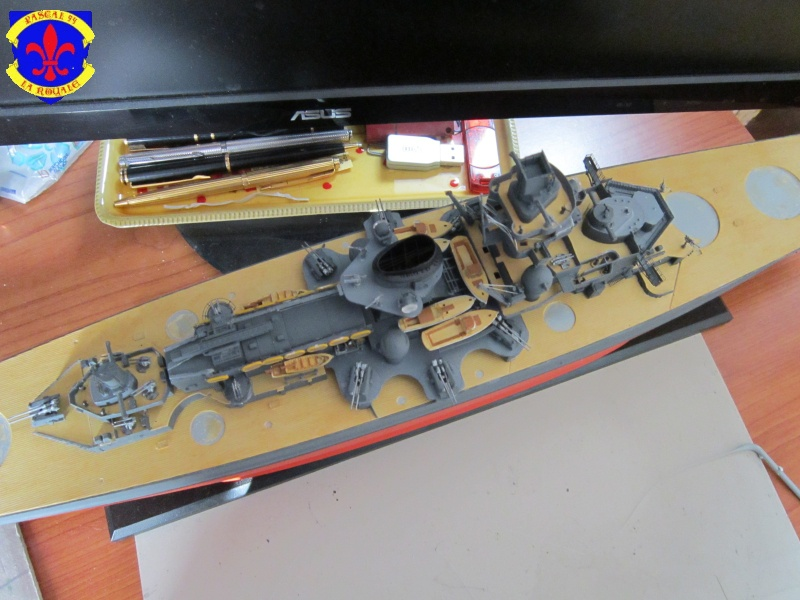 Croiseur de bataille Scharnhorst  au 1/350 de dragon - Page 6 959527IMG1386L