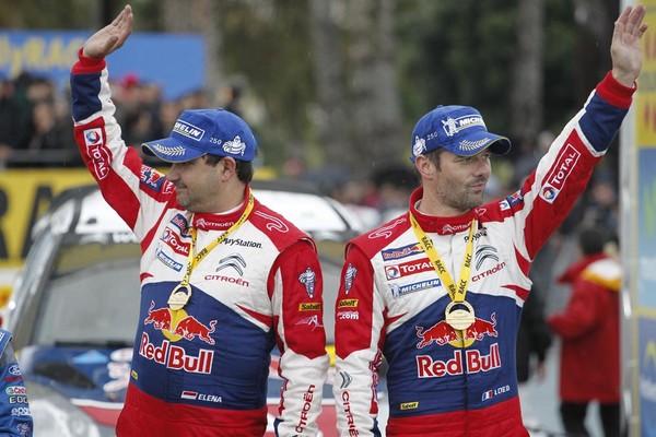 WRC Rallye d'Espagne 2012 :Victoire de Sébastien Loeb et Daniel Elena 9596592012rallyeespagneDanielElenaSebastienLoeb2