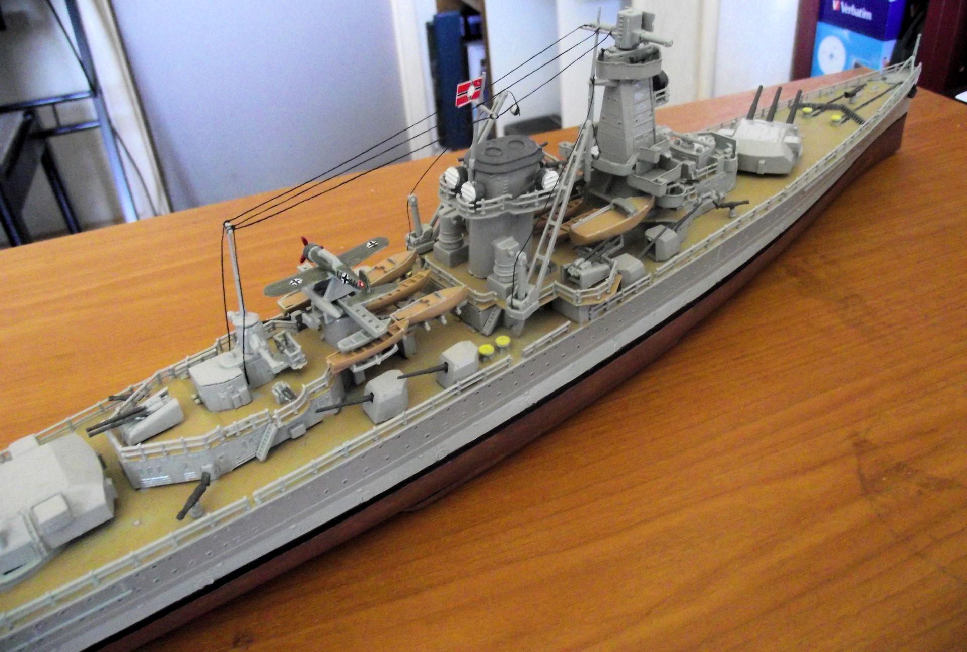 Admiral Graf Spee 1/350 Academy  961406DSCF0804