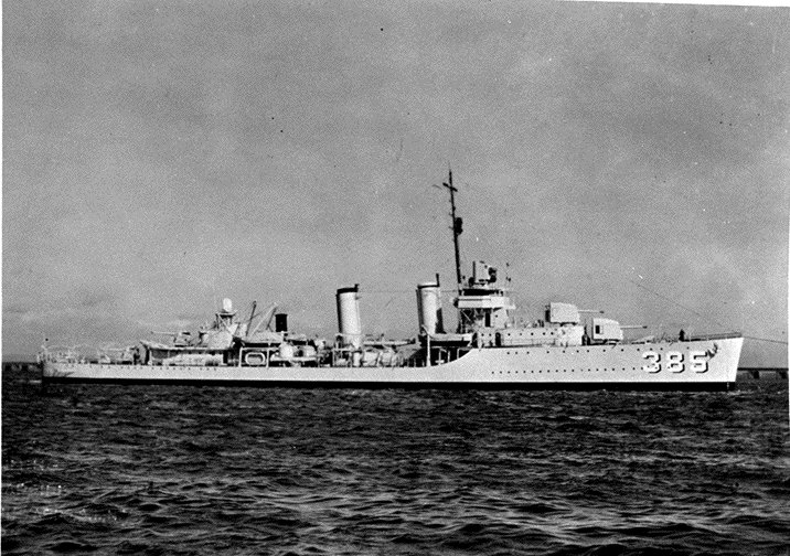 USN DESTROYERS CLASSE MAHAN 961485USSFanning