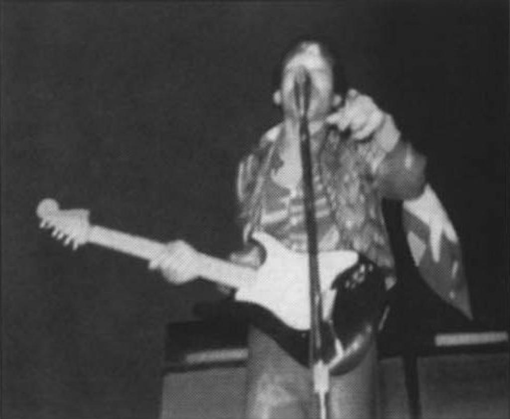 Milwaukee (Milwaukee Auditorium) : 1er mai 1970   9618021970050108milwaukeeusa