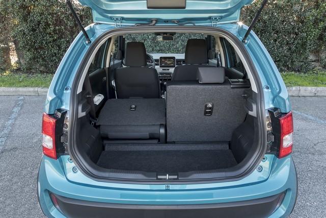 Suzuki IGNIS, Le nouveau SUVultra compact  962337Suzukiignis29