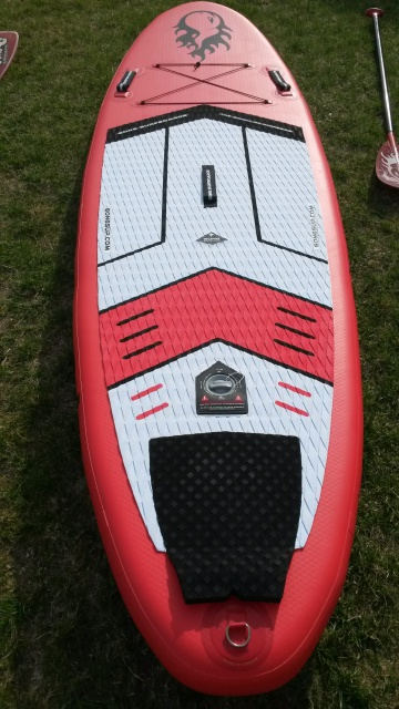 [VENDU] GONG Sup Gonflable 9'0 Couine Marie (2015) 350 € 96309920150403173624