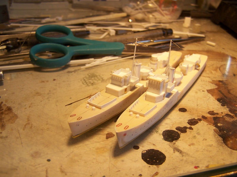 Destroyers classe Hunt type 2 et 3 - Page 2 963573Hutn2et3011