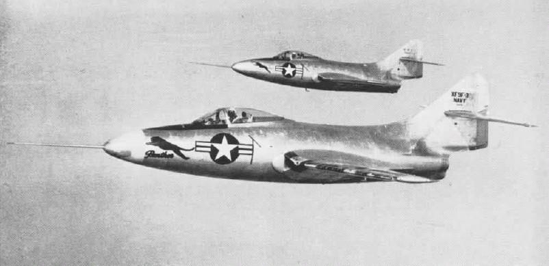 GRUMMAN F9F PANTHER  964644XF9F_3_XF9F_2_NAN12_48
